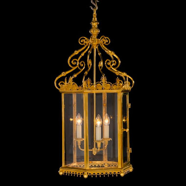 Decorative 'Windsor' lantern